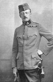 Леопольд II Берхтольд, Фото: Ц. Пицнер, Public Domain