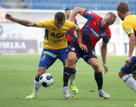 FC Pilsen contra el FC Teplice, foto: ČTK