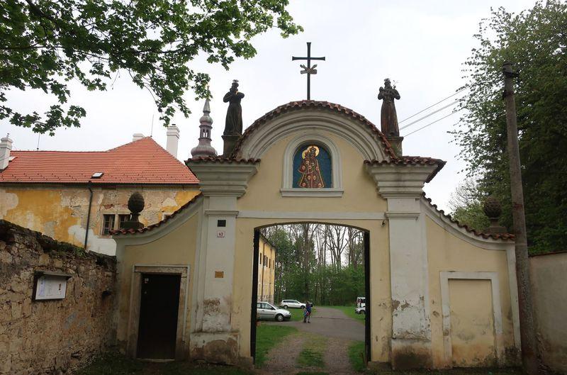 Kloster Hájek (Foto: Martina Schneibergová)