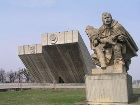 Monumento de Hrabyne (Foto: Stepan Cernousek)