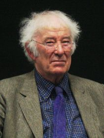 Seamus Heaney, photo: Public Domain