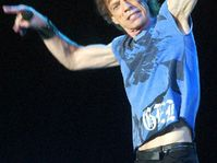 Mick Jagger, photo: CTK