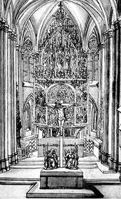 Zwettler Altar (Quelle: Wikimedia Commons, Public Domain)