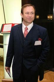 Jean-Pierre Hottinger, photo: Italsko-česká smíšená obchodní a průmyslová komora