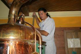 Петр Петружалек, Фото: Архив мини-пивоварни «Modrá hvězda»