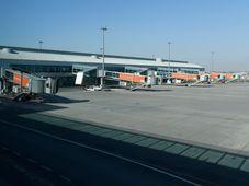 Prager Flughafen (Foto: ČTK / Ondřej Deml)