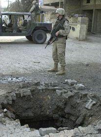 Bagdad de hoy, Irak, foto: CTK