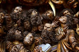 Zwettler Altar (Foto: Lasy, Wikimedia Commons, CC BY-SA 4.0)