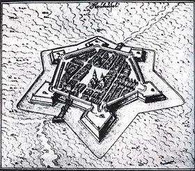 Fortaleza de Nové Zámky