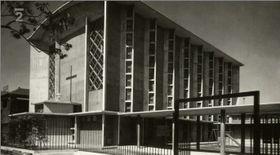 Костел св. Ансельма в Токио, Фото: ЧТ
