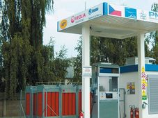 Una estación de hidrógeno, foto: Archivo de Linde