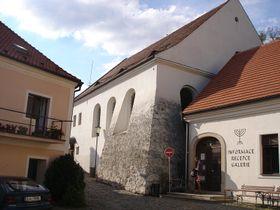 Zadní synagoga, foto: Creative Commons, Frettie, 3.0 Unported
