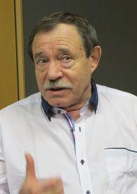 Ефим Фиштейн, Фото: Антон Каймаков, «Чешское Радио - Радио Прага»