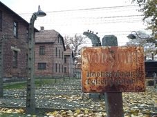 Auschwitz, photo: archive of Radio Prague