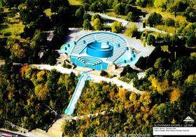 Vizualizace možné varianty pavilonu na pražské Letné, foto: ČTK