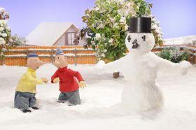 'Pat et Mat en hiver', photo: Bioscop