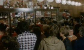 Laden in der Zeit des Sozialismus (Foto: Tschechisches Fernsehen)