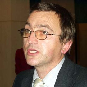 Karel Blažek, foto: Autor
