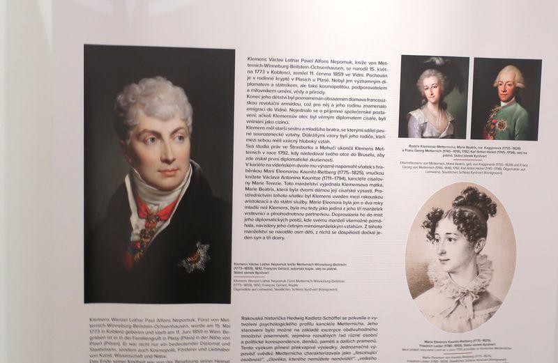 Život knížete Metternicha, foto: Martina Schneibergová
