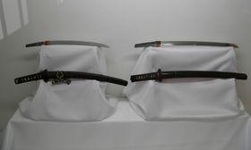 Самурайские мечи, Фото: Антон Каймаков