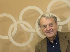 Místopředseda Českého olympijského výboru František Dvořák, foto: ISIFA/ Lidové noviny, Tomáš Krist