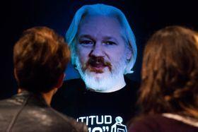 Julian Assange, photo: MFDF Jihlava