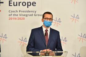 Mateusz Morawiecki, foto: Archivo de la Oficina de Gobierno de la República Checa