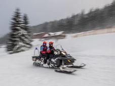 Служба спасения в горах Крконоши, фото: ЧТК / Давид Танечек