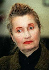 Elfriede Jelinek, foto: CTK