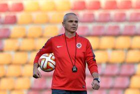 Тренер «Спарты» Витезслав Лавичка (Фото: ЧТК)