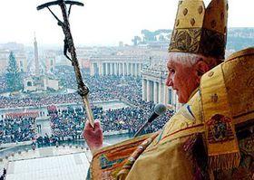 Papa Benedicto XVI (Foto: CTK)