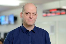 Robert Schuster (Foto: Khalil Baalbaki, Archiv des Tschechischen Rundfunks)