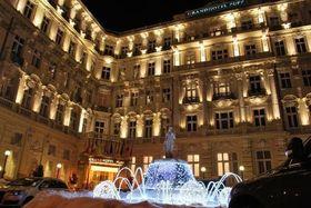 Karlovy Vary - El Hotel Pupp, foto: Andrea Ferklová, ČRo