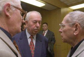 Former Communist officials, photo CTK
