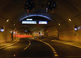Blanka tunnel, photo: CTK