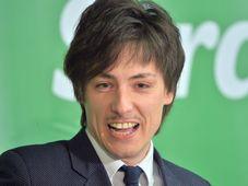 Matěj Stropnický, photo: ČTK