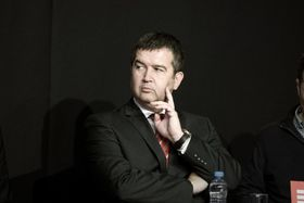 Jan Hamáček, foto: Michaela Danelová, archiv ČRo