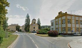 Chropyne, foto: Google Maps