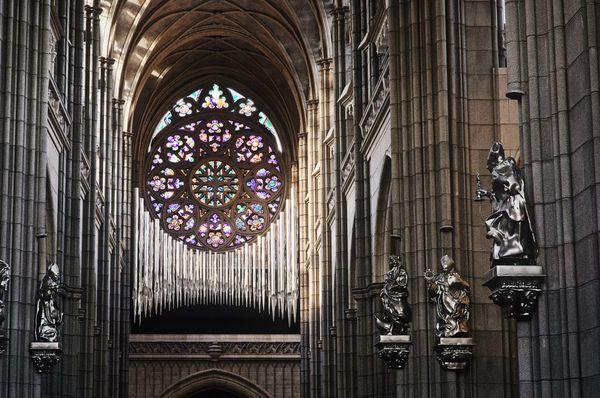 Photo: archive of St Vitus Organ Endowment