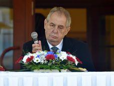Miloš Zeman, foto:  ČTK/Kubeš Slavomír