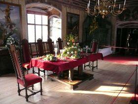 Выставка в замке Розенберг