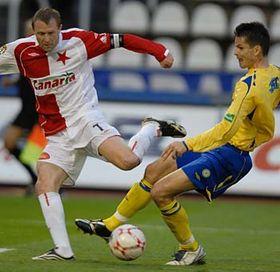 Slavia Prague - Teplice, photo: CTK