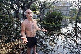 Carlie Kahn, habitante de la ciudad Old Metairie, cerca de Nueva Orleans (Foto: CTK)