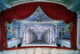 Крумловский Барочный замковый театр (Фото: )