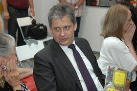 Jiří Dienstbier, foto: Jana Šustová, Archivo de ČRo