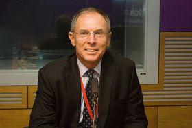 Jan Švejnar, photo: Adam Kebrt, Czech Radio