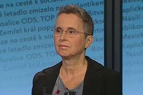 Helena Havlíková, photo: ČT24