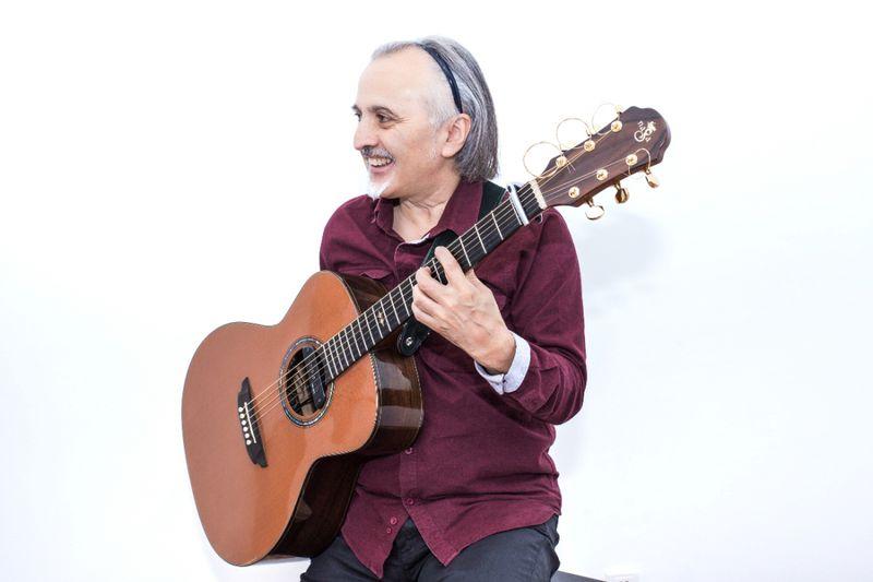 Andrés Godoy, foto: press service del festival 'La guitarra a través de los géneros'