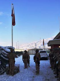 Les soldats tchèques en Afghanistan, photo: Michaela Schejbalová / Site officiel de l'Armée tchèque