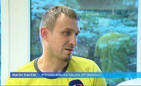 Martin Dančák, foto: ČT